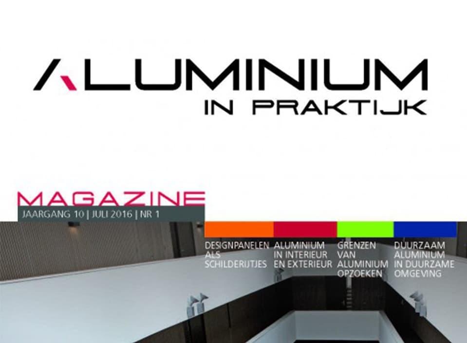 Aluminium In Praktijk: Gevarieerd Aluminium