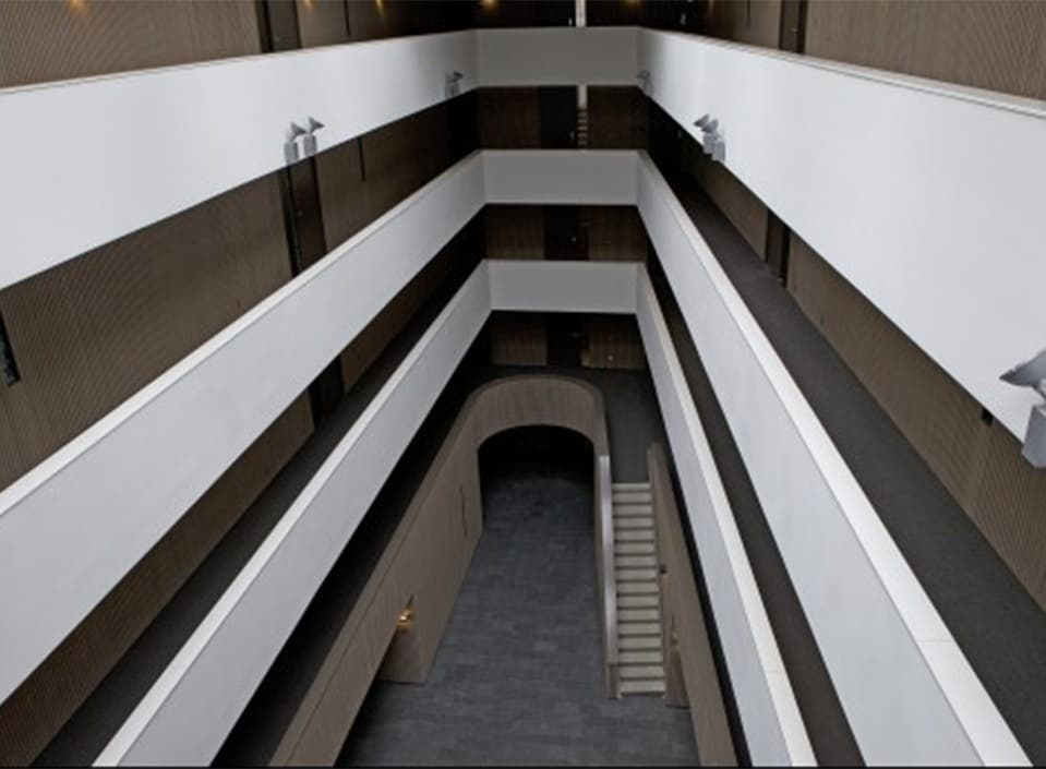 Aluminium muurafdekkappen voor chique interieur