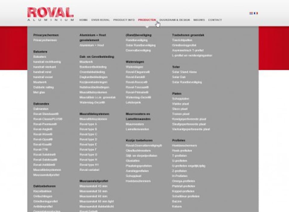 Weergave Roval producten verbeterd