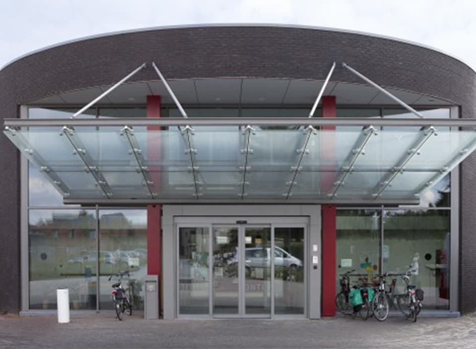 Prachtig aluminium maatwerk in Belgisch Lille