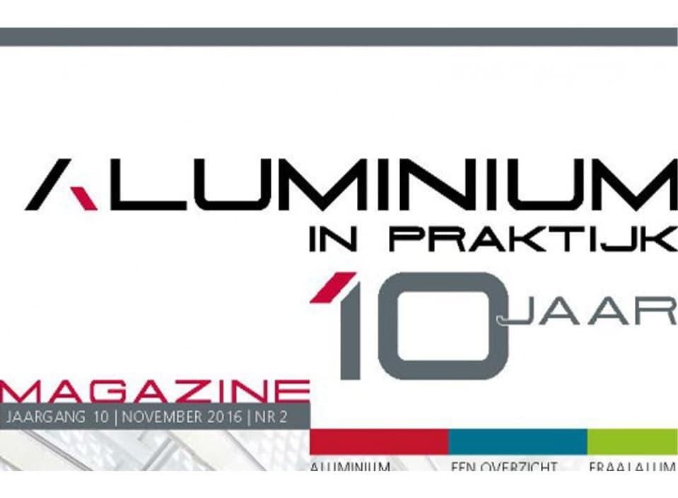 10 jaar Aluminium In Praktijk!