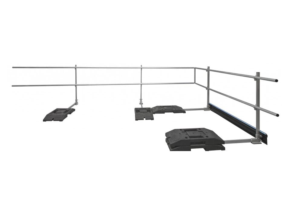 Roval-RoofGuard®: veilig, modulair en eenvoudig te
