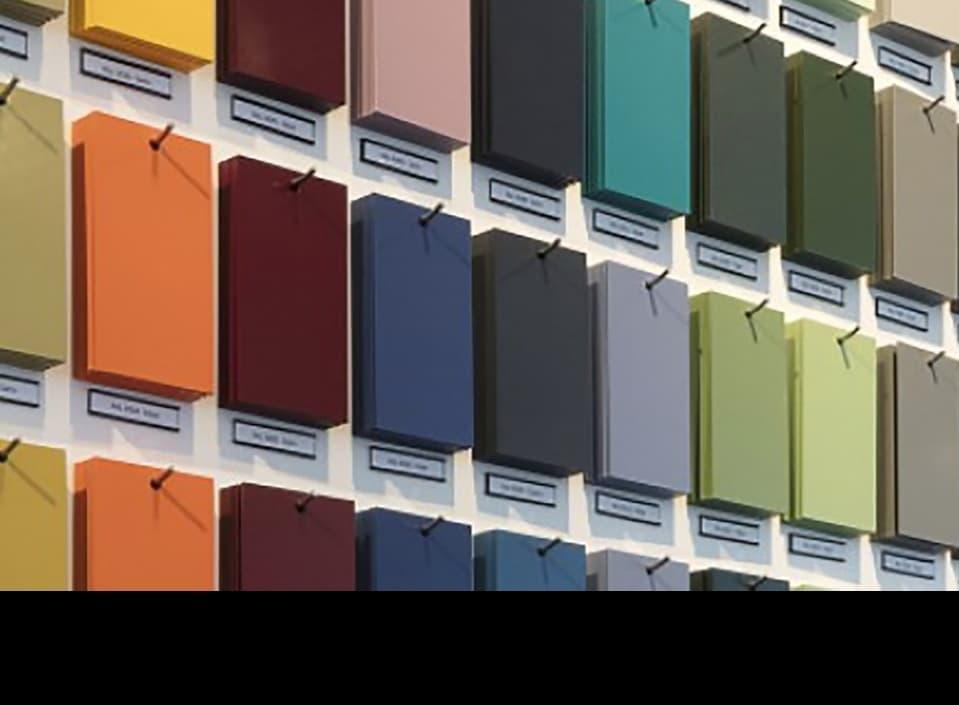 Nieuwe kleuren daktrimmen uit voorraad leverbaar