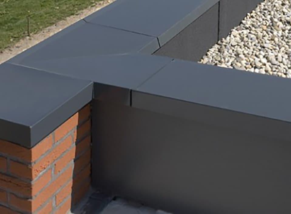 Aluminium muurafdeksystemen: eenvoudige montage