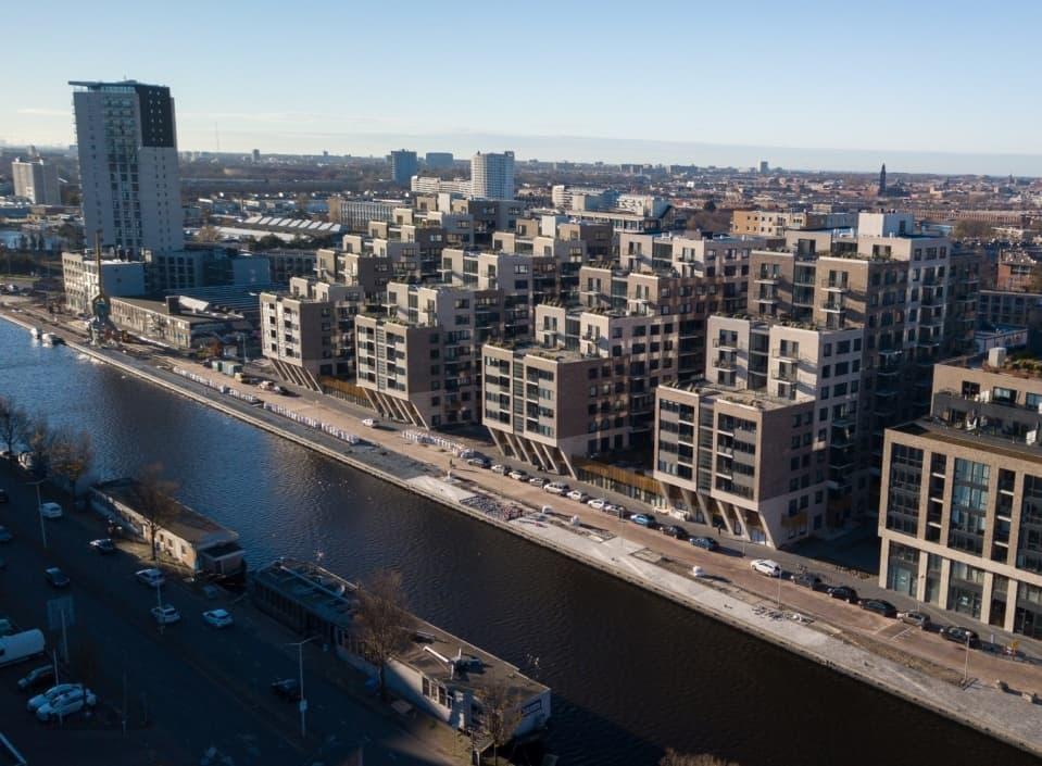 Video project Caland Dock Den Haag