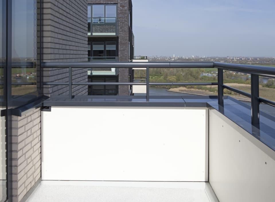 Aluminium balustersystemen: duurzaam mooi