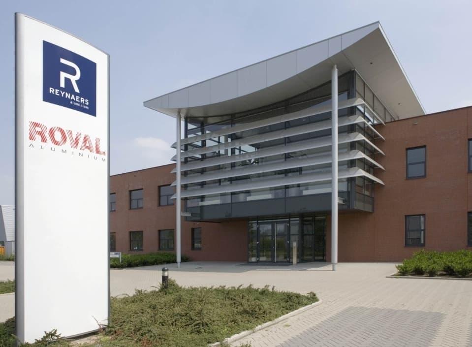 Reynaers Aluminium neemt Agentor over