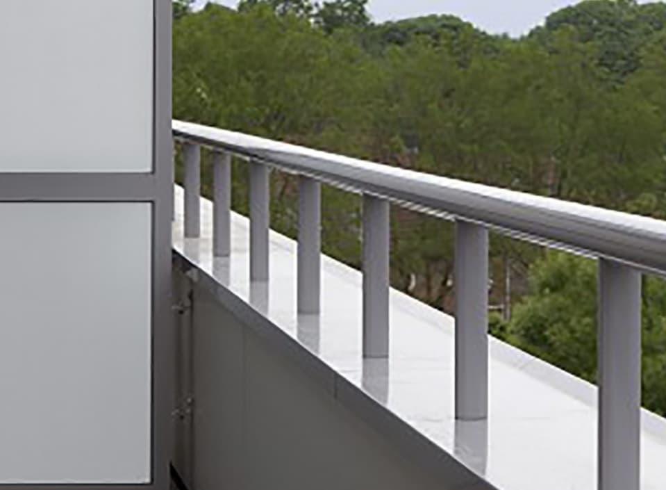 Roval-RoofGuard® lichtgewicht dakrandbeveiliging