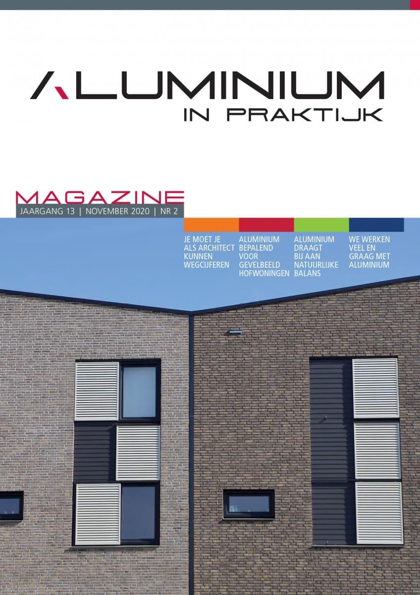 Magazine Aluminium in praktijk